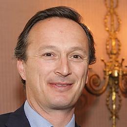 Photo de Marc de Gunzburg, Président  de l'ORT Suisse